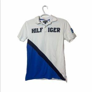 Tommy Hilfiger Boy's Collared T-shirt